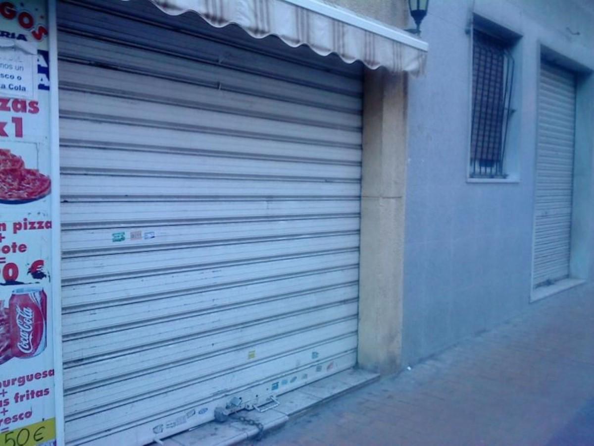 Local Comercial en Alquiler en  Orihuela