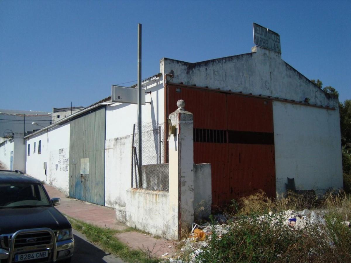 Nave Industrial en Alquiler en Marbella Pueblo, Marbella