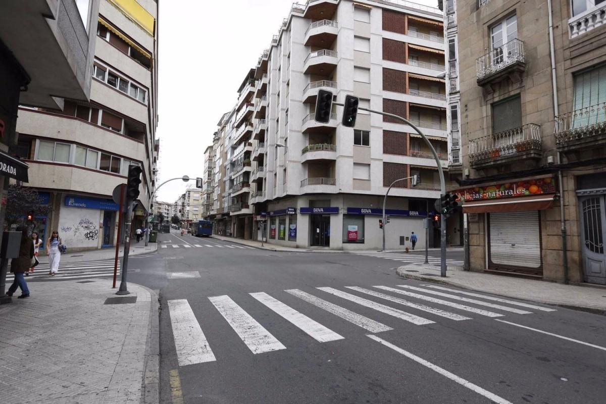 Local Comercial en Alquiler en  Ourense