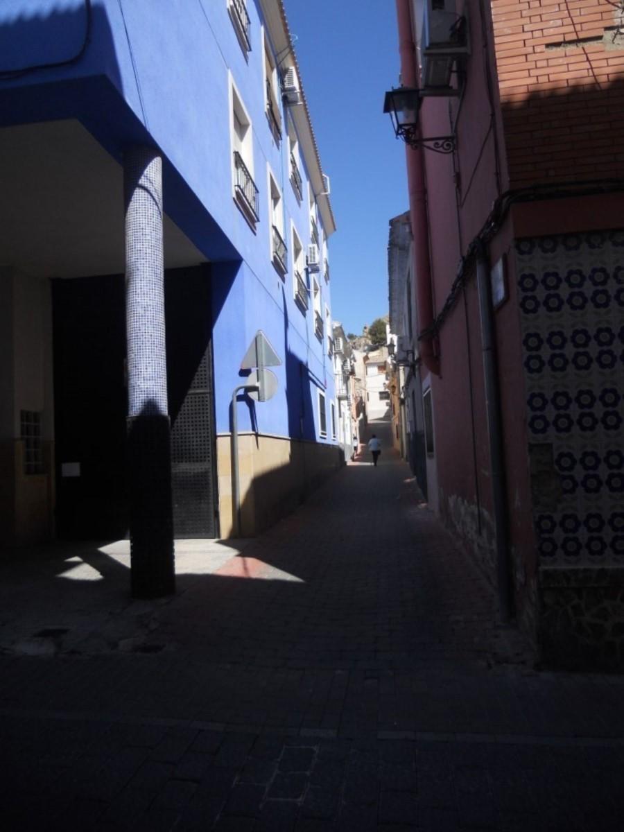 Suelo Urbano en Venta en  Calasparra