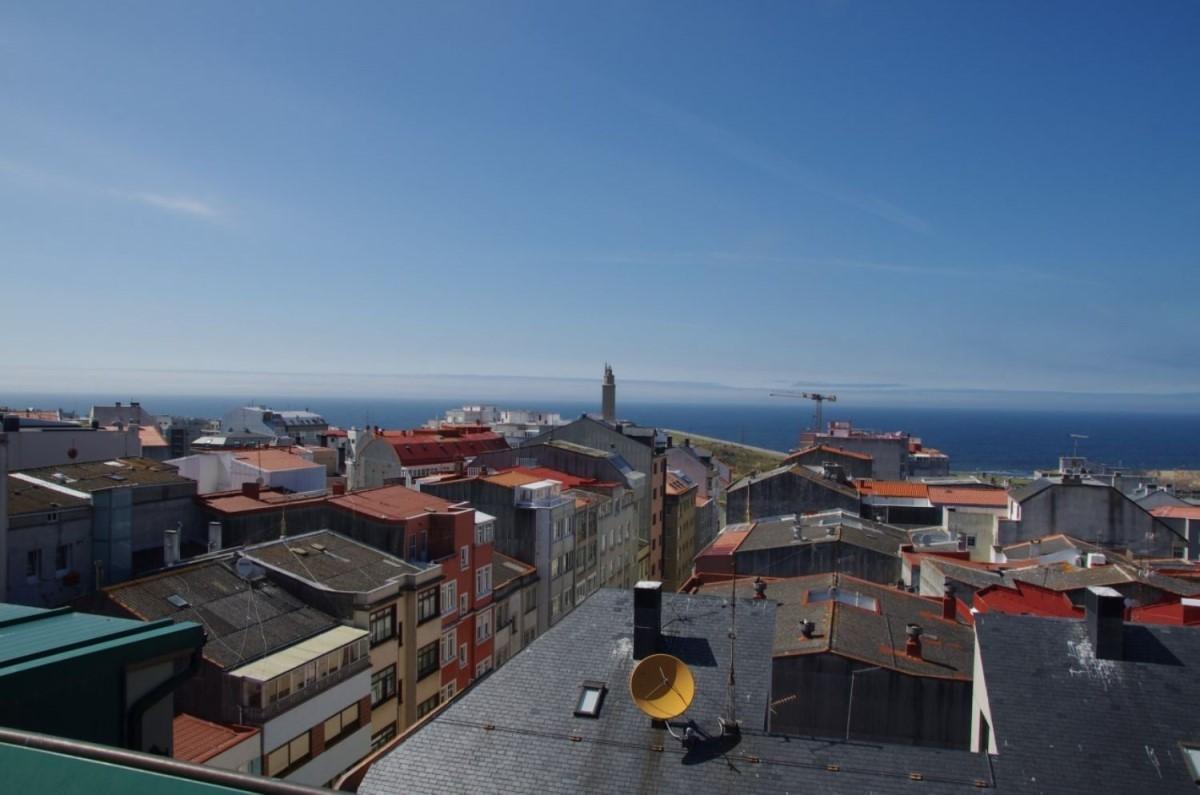 Atico en Venta en  Coruña, A