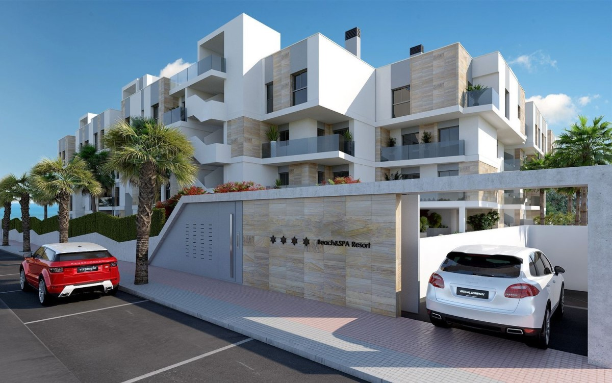 Dakappartement in Te koop In  Orihuela