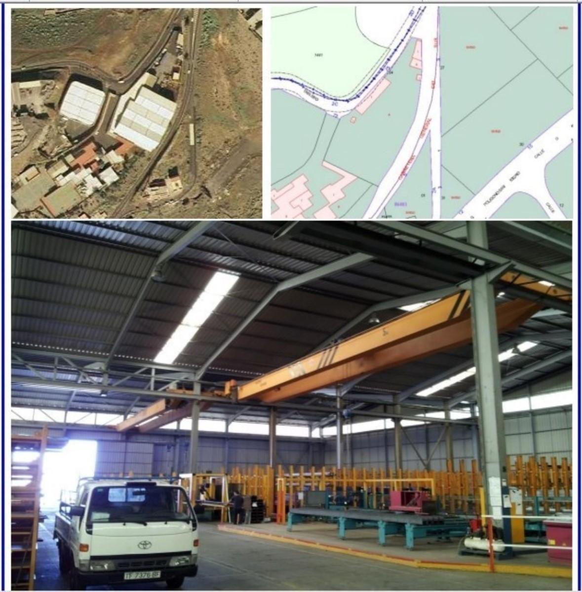 Nave Industrial en Venta en Santa Cruz Suroeste, Santa Cruz de Tenerife