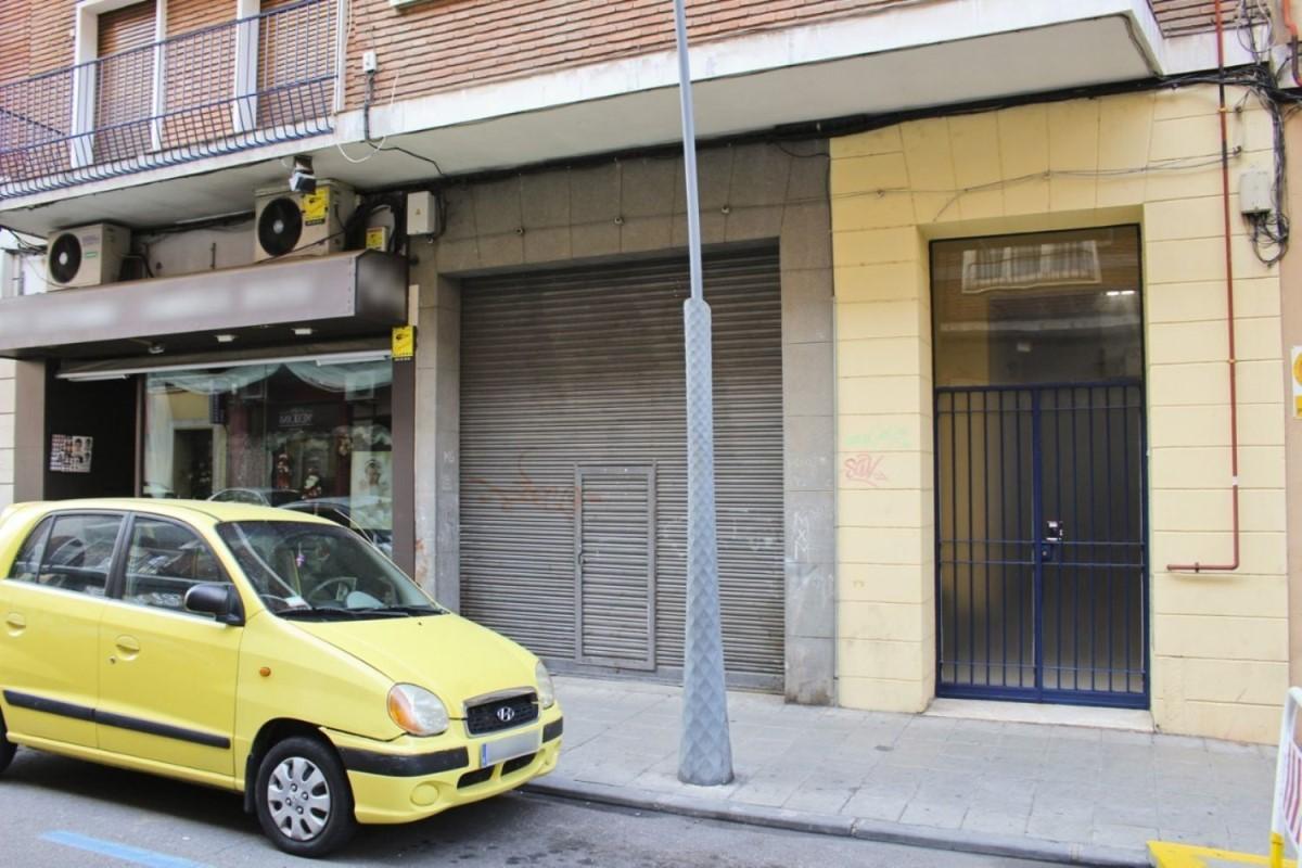 Local Comercial en Alquiler en  Talavera de la Reina