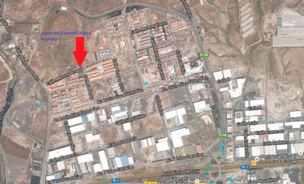 Suelo Urbano en Venta en Las Chafiras, San Miguel