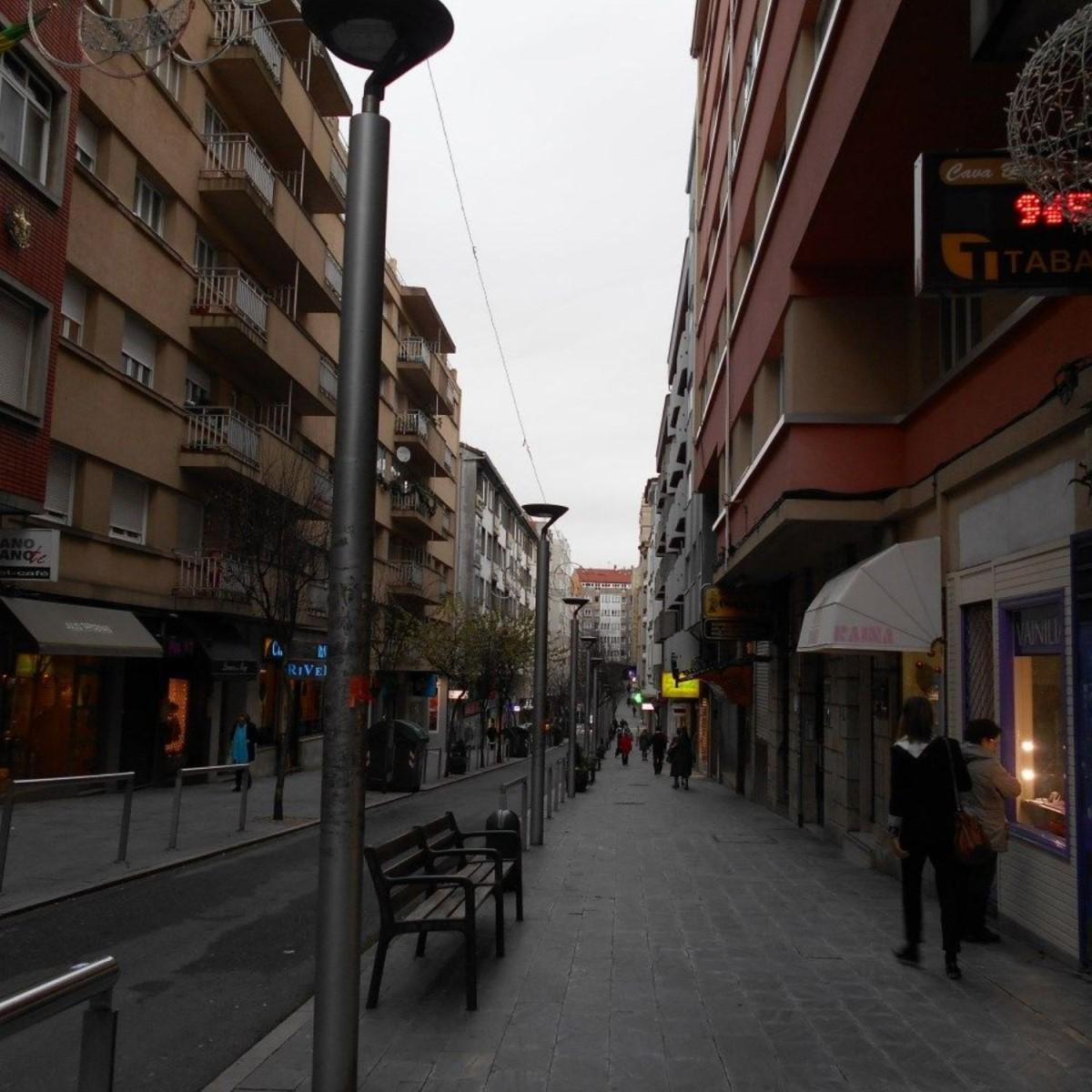 Local Comercial en Venta en  Santiago de Compostela
