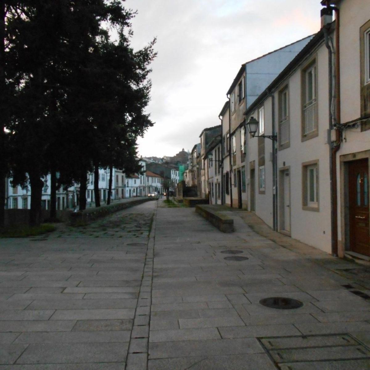 Chalet en Venta en  Santiago de Compostela