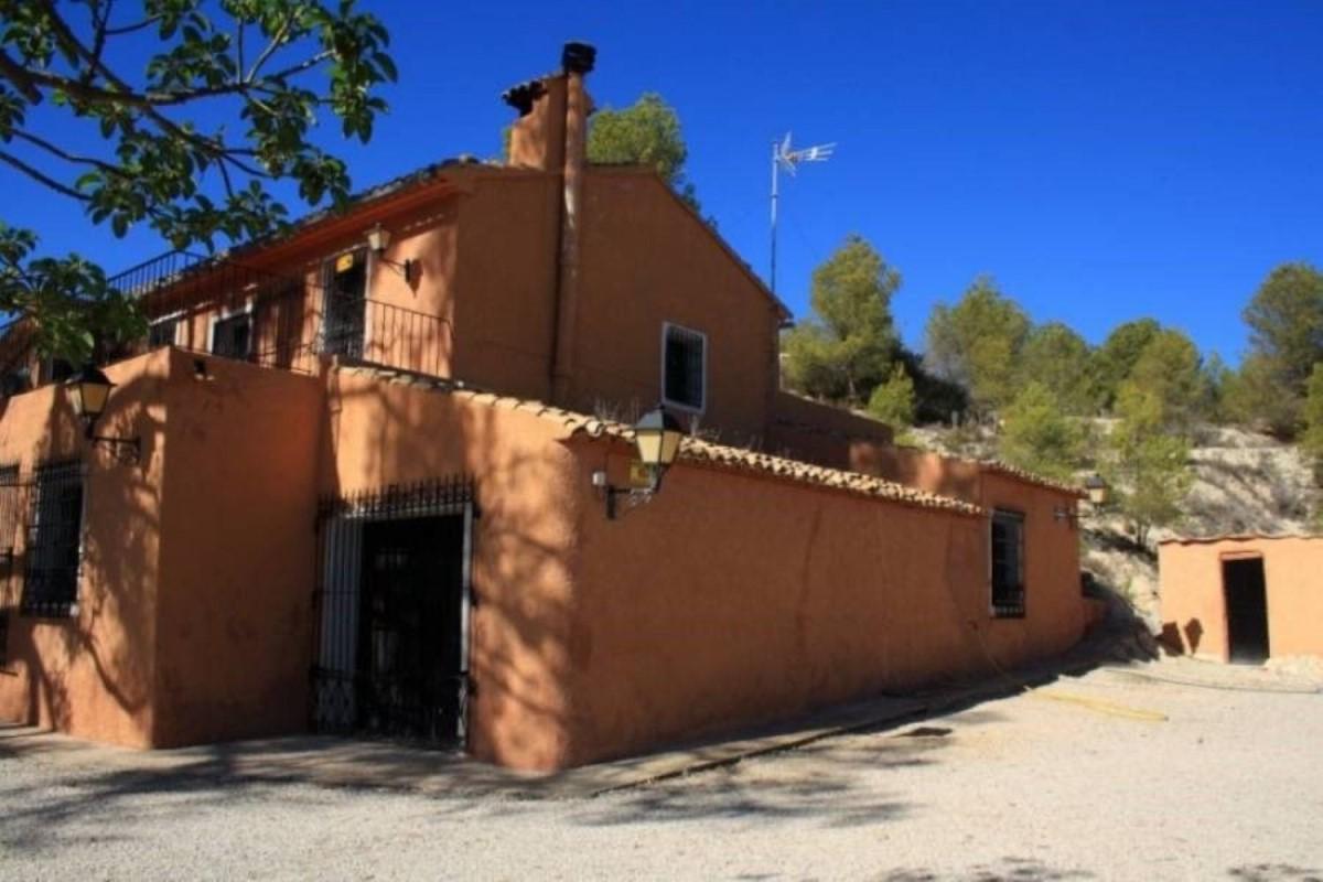 Casa Rural en Venta en  Orxeta