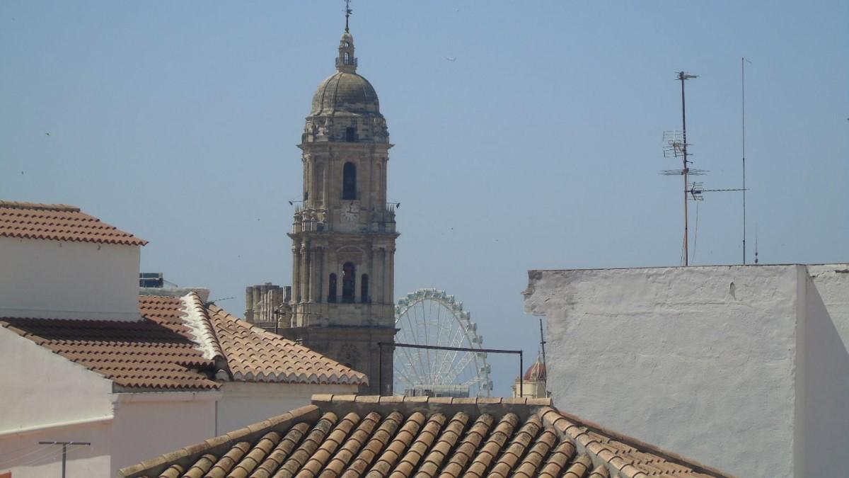 Atico en Venta en Centro, Málaga