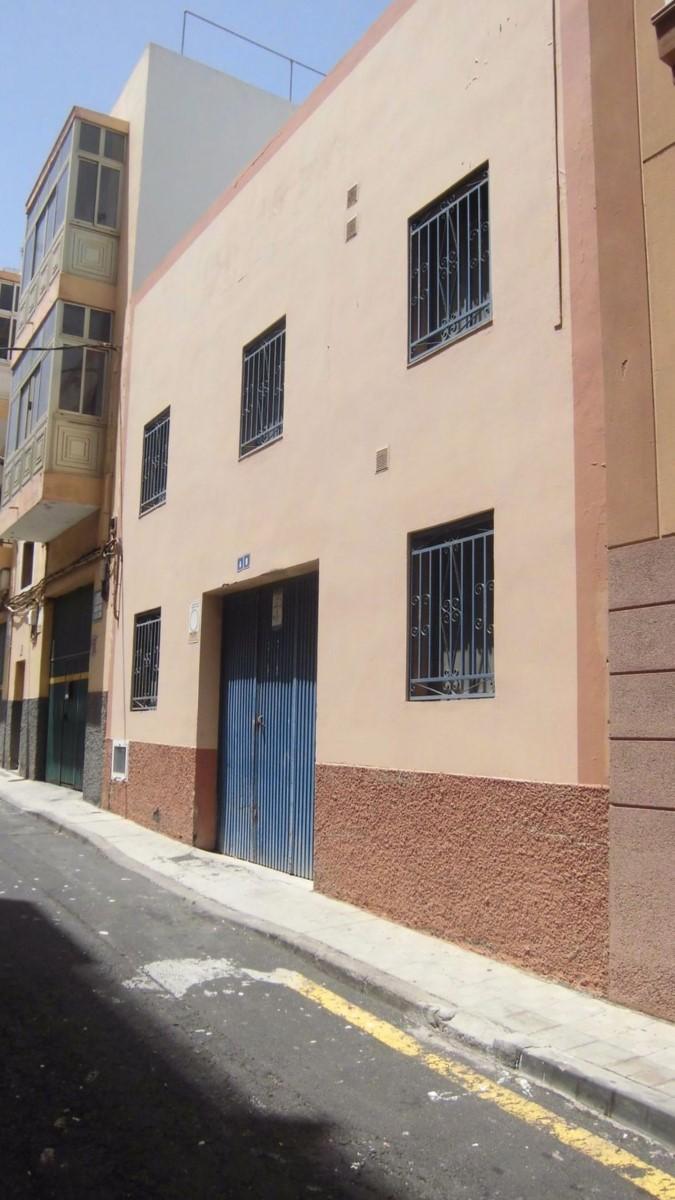 Nave Industrial en Venta en Vista Bella- Cruz Del Señor, Santa Cruz de Tenerife