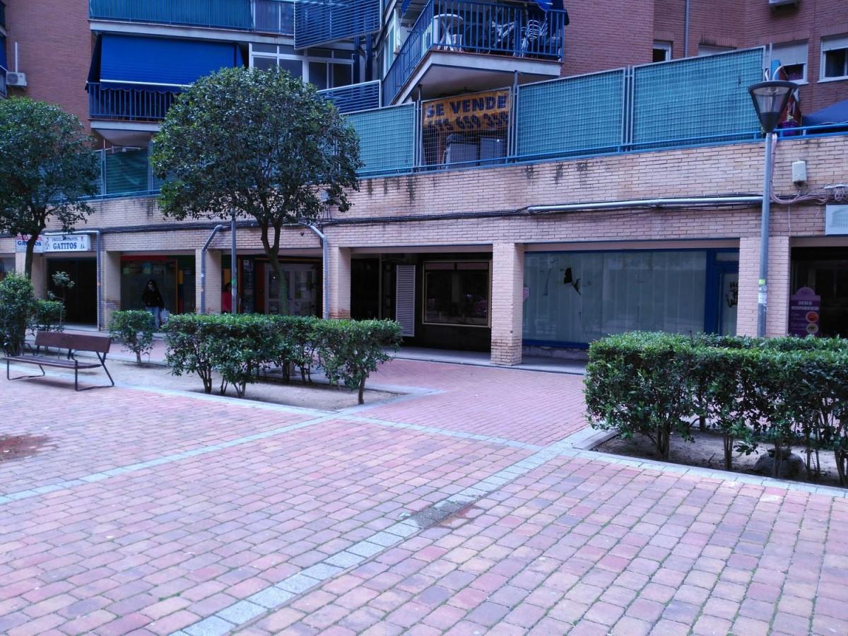 Local Comercial en Alquiler en  Fuenlabrada
