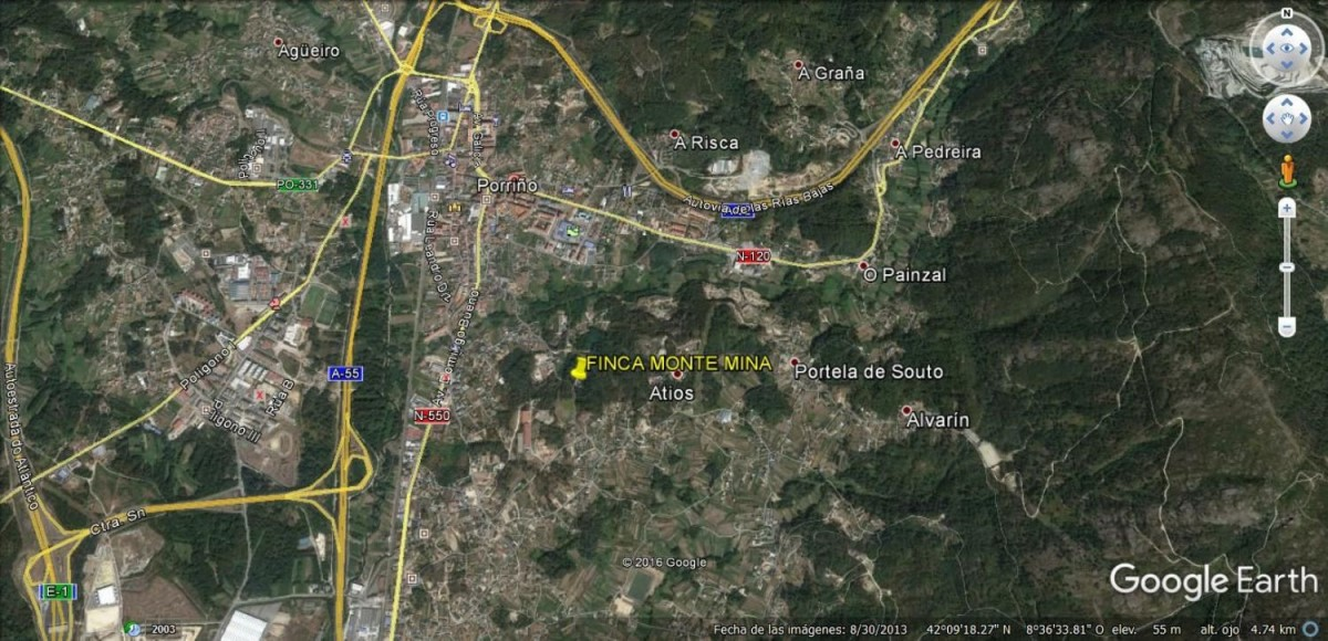 Urban lot  For Sale in  Porriño, O
