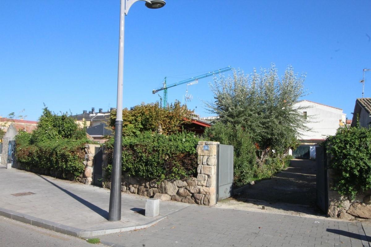 Suelo Urbano en Venta en  Collado Villalba