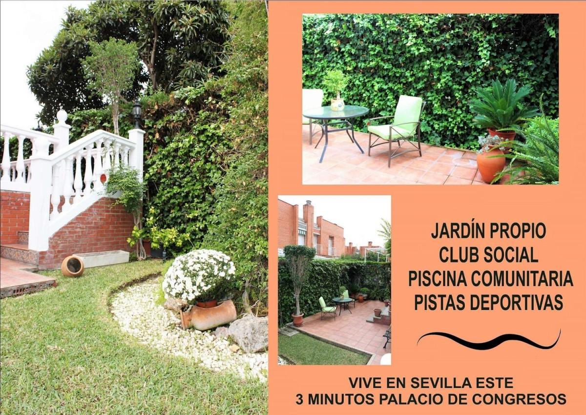 Chalet Adosado en Venta en sevilla este, Sevilla