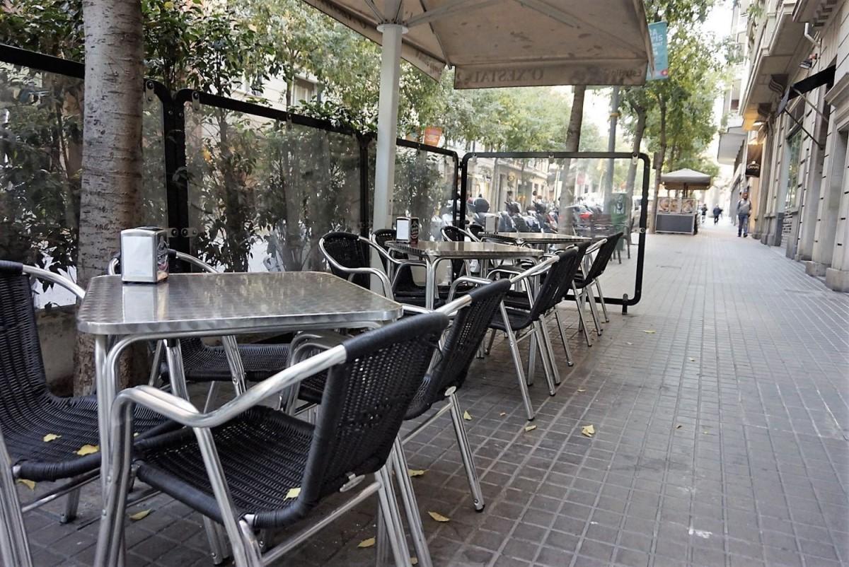 Local Comercial en Alquiler en Sarrià-Sant Gervasi, Barcelona