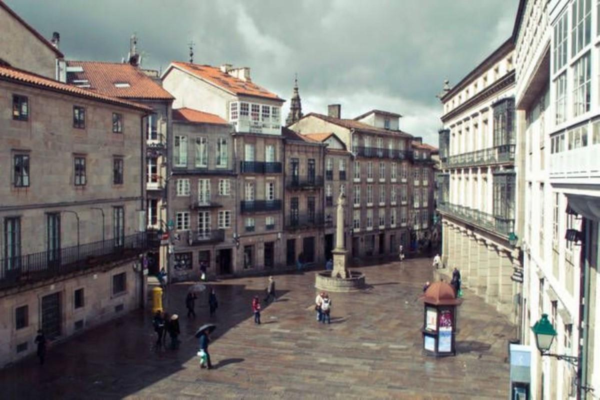 Dúplex en Venta en  Santiago de Compostela