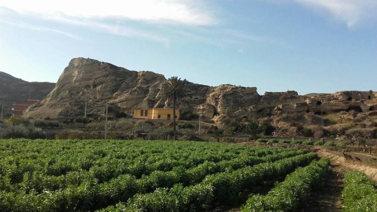Suelo No Urbano en Venta en  Cuevas del Almanzora