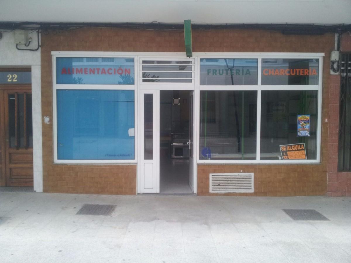 Local Comercial en Alquiler en  Culleredo