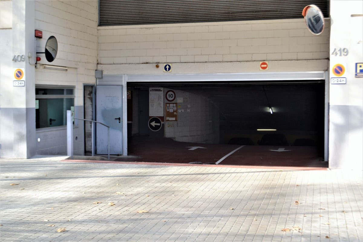Garaje en Venta en Sant Martí, Barcelona