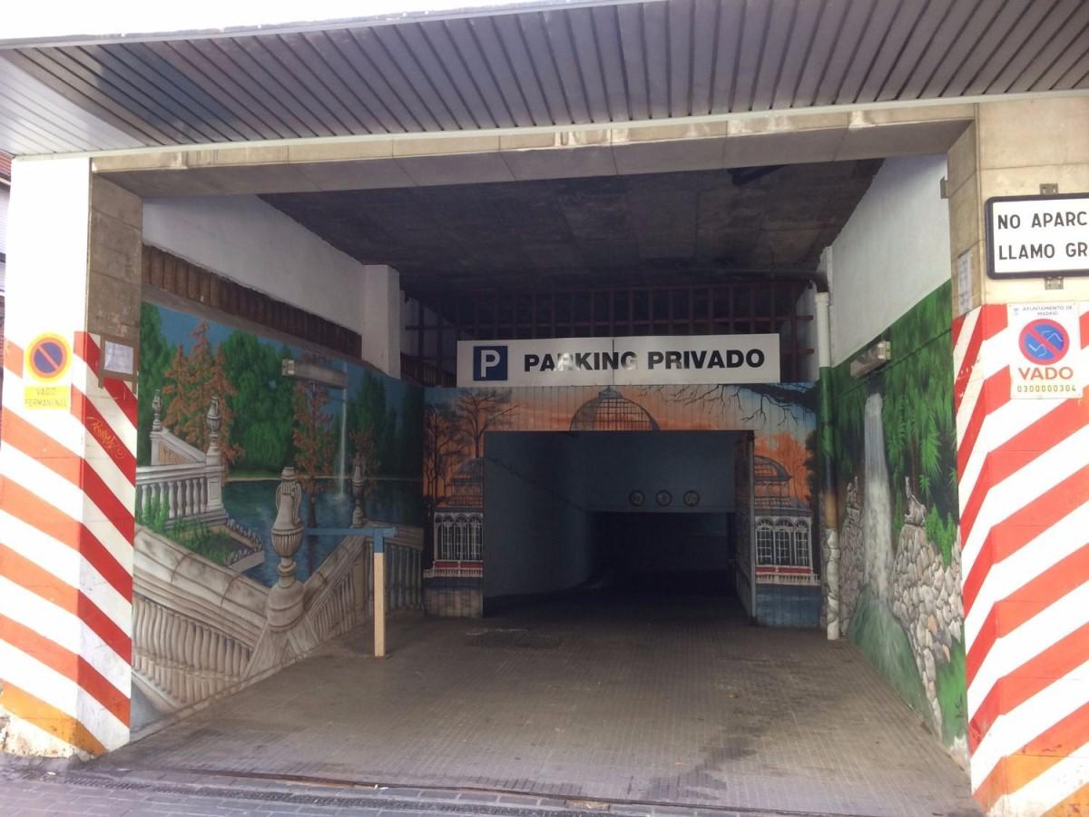 Garaje en Venta en Retiro, Madrid