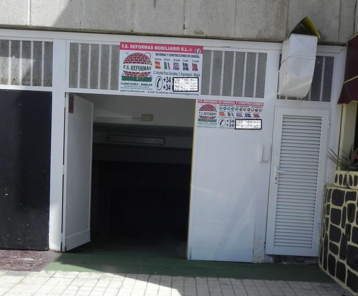 Local Comercial en Venta en  Mogan