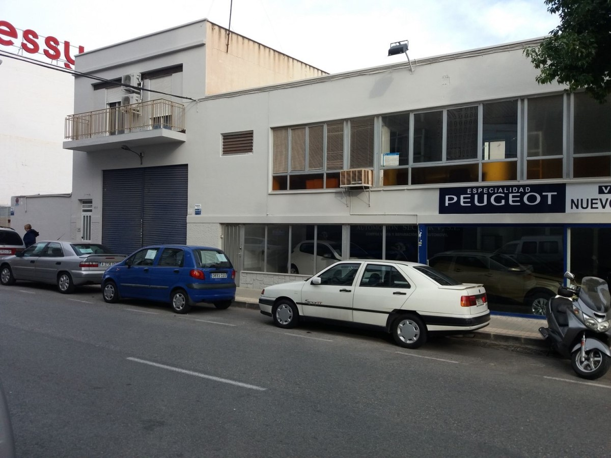 Industrial premises  For Sale in Elche Ciudad, Elche/Elx