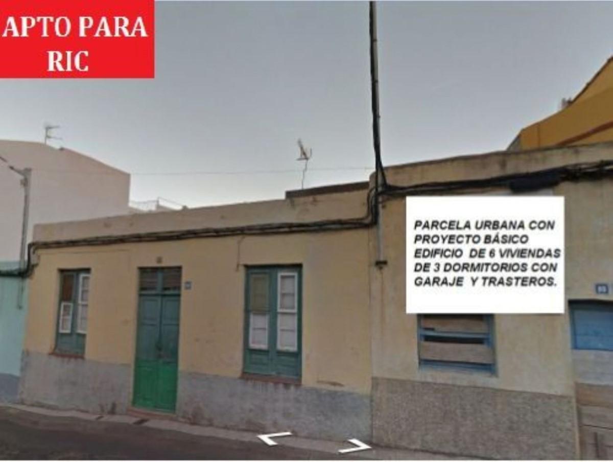 Suelo Urbano en Venta en Barrio De La Salud, Santa Cruz de Tenerife
