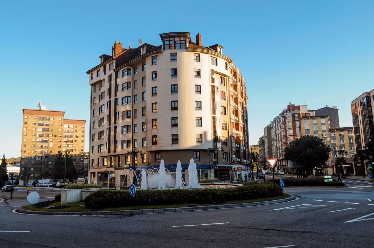Piso en Venta en San Lázaro - Otero, Oviedo