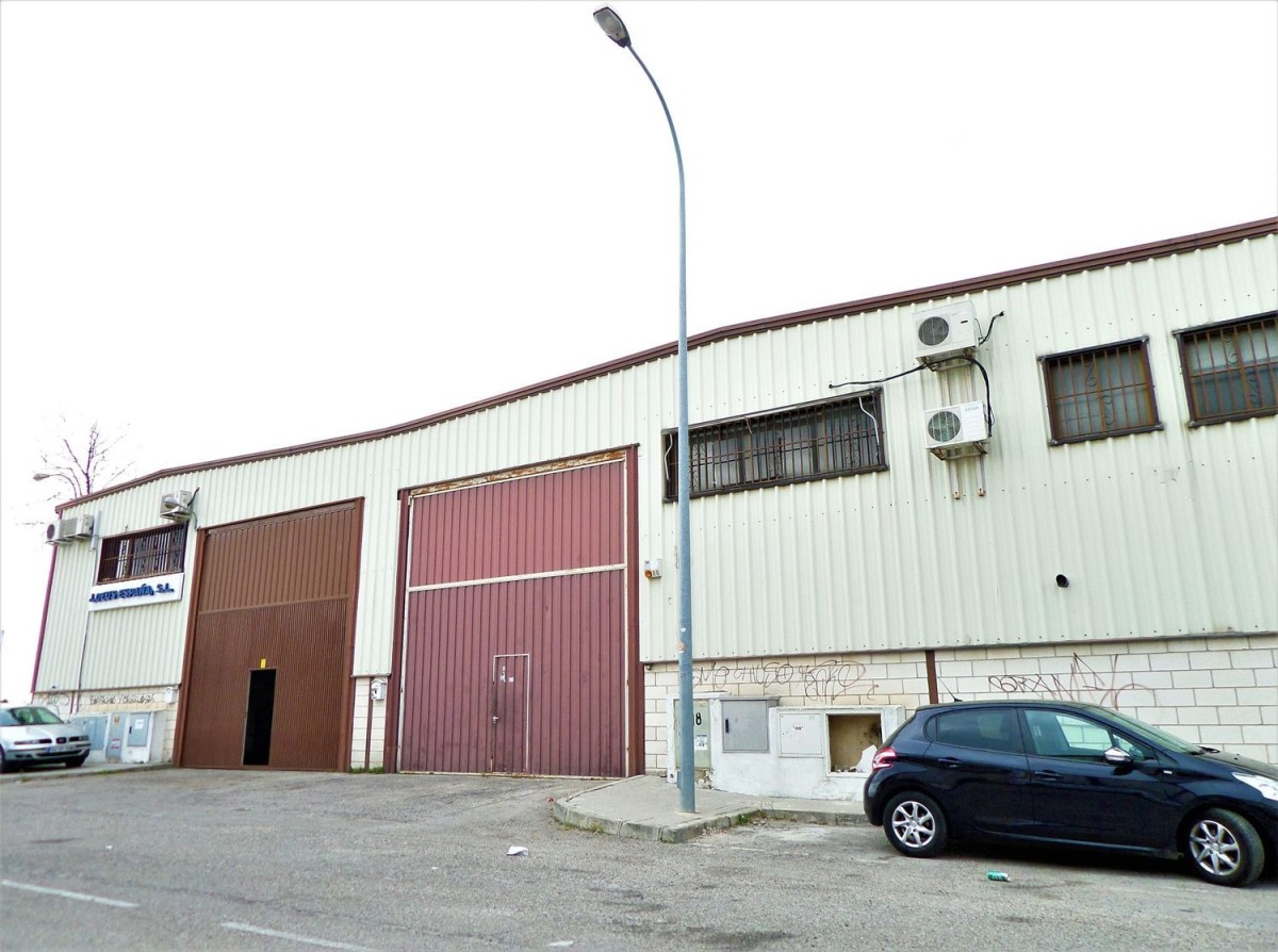 Industrial premises  For Sale in  Pinto