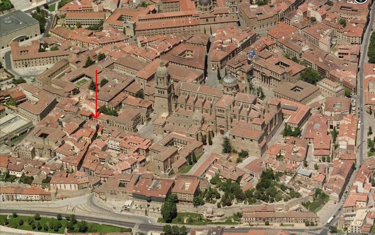 Edificio de Viviendas en Venta en  Salamanca