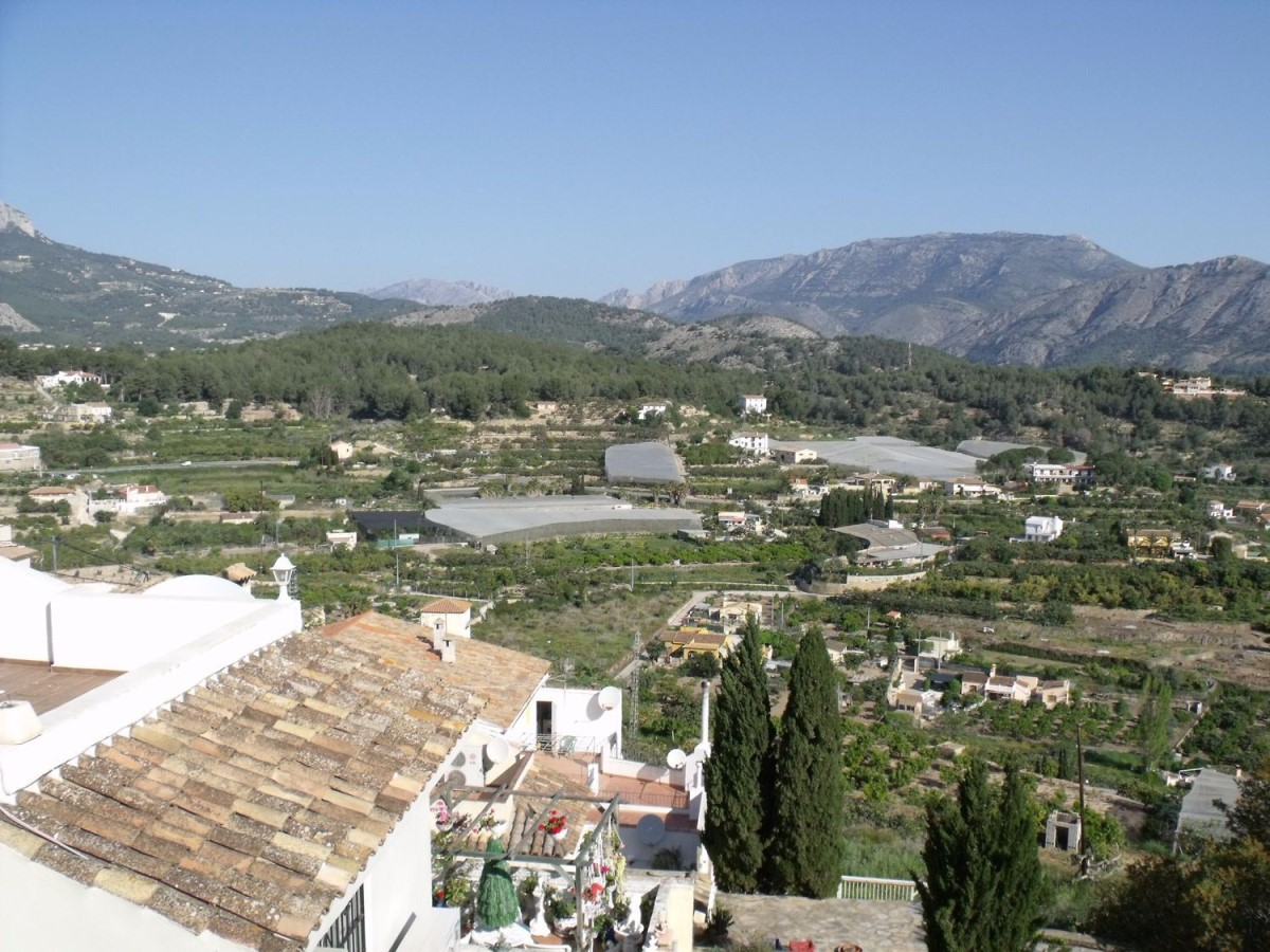 Casa Rural en Venta en  Polop