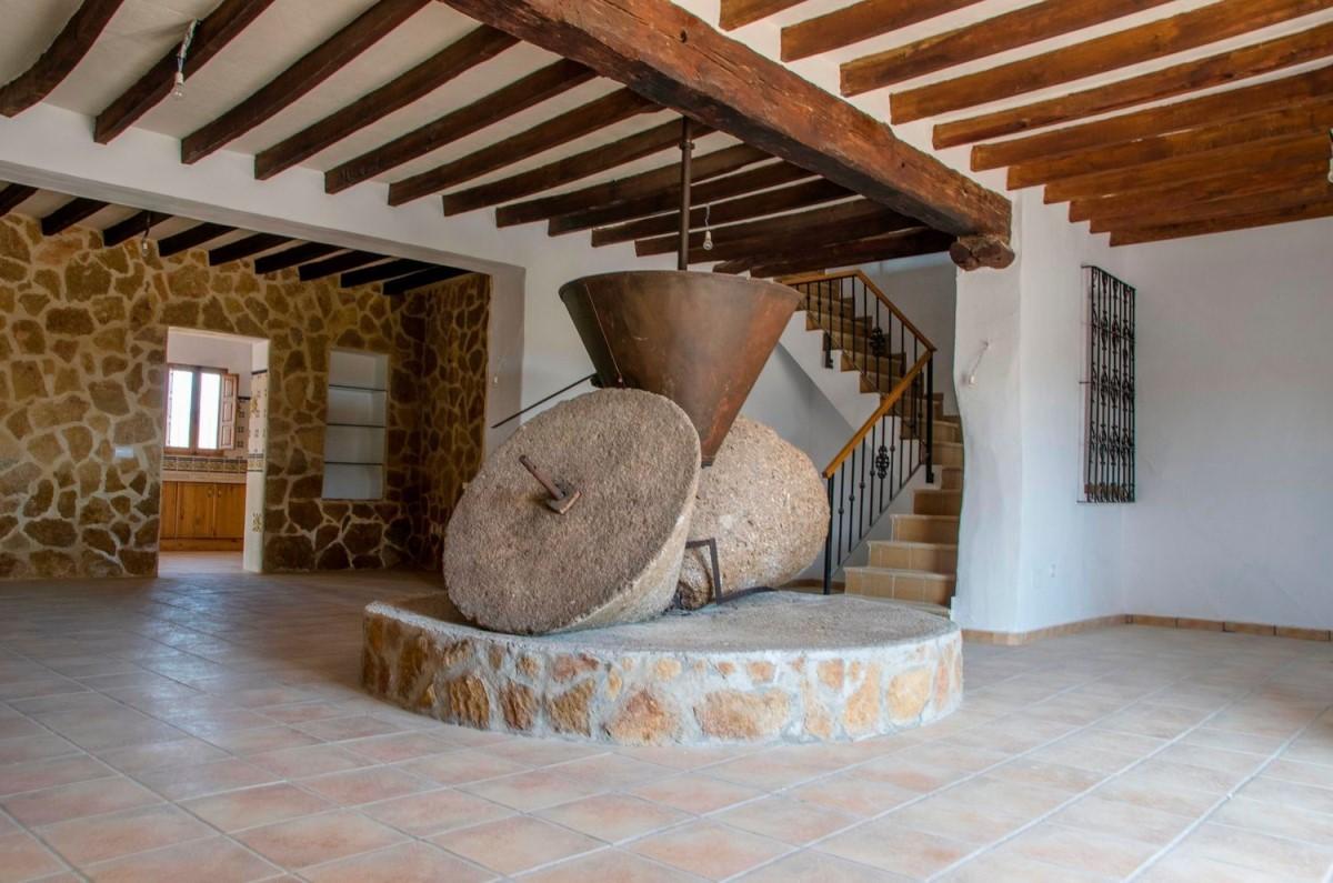 Casa Rural en Venta en  Abanilla