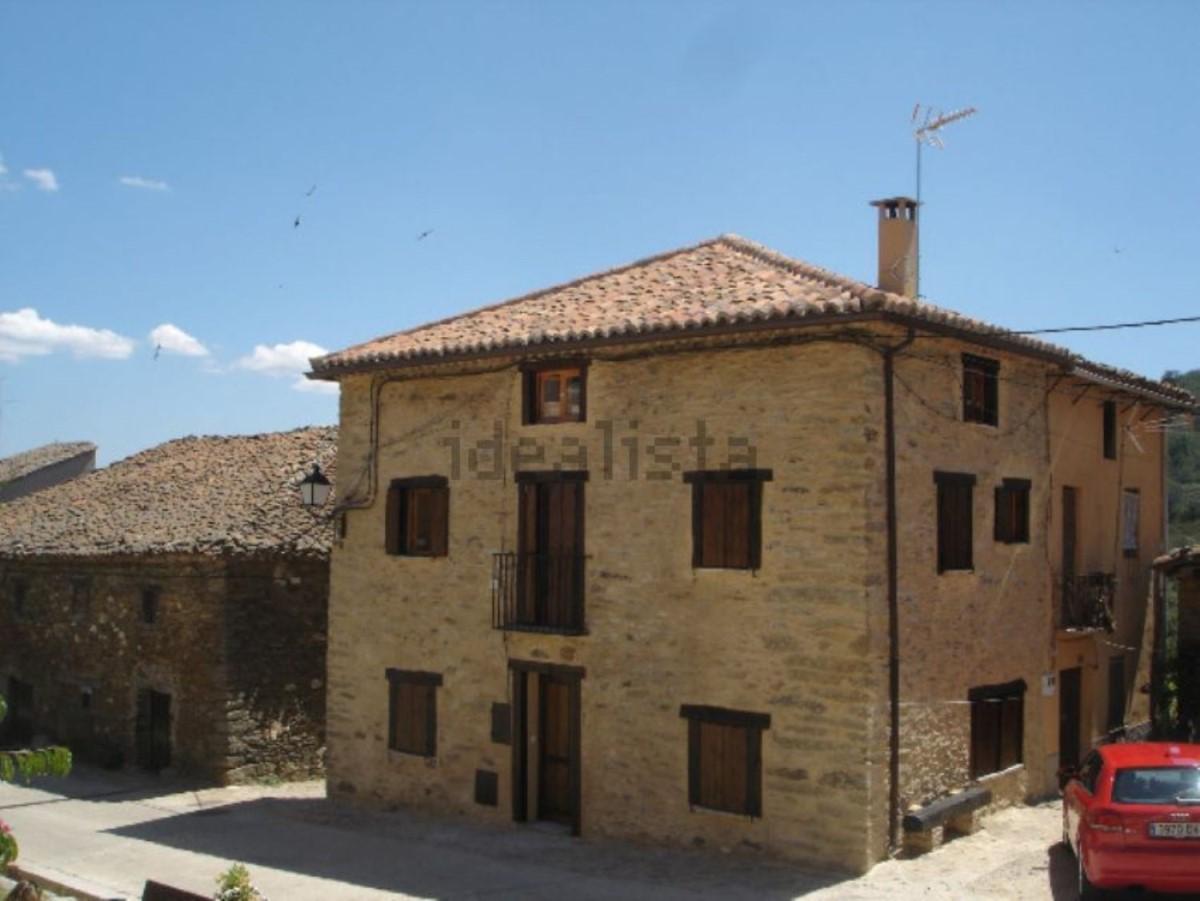 Casa Rural en Venta en  Hiruela
