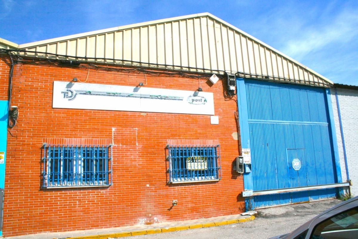 Nave Industrial en Venta en santa justa - miraflores - cruz roja, Sevilla