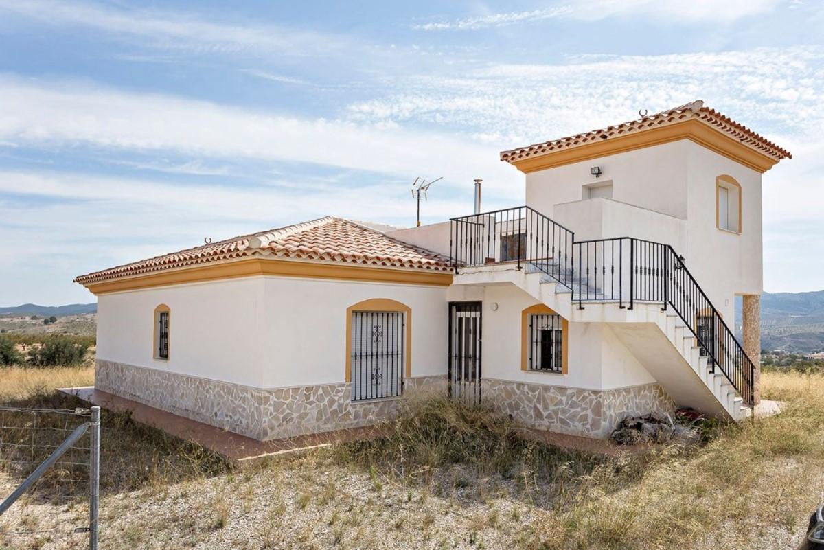 Casa Rural en Venta en  Vélez Blanco