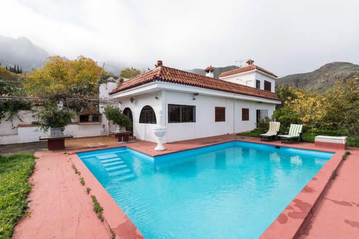 Casa Rural en Venta en  Valsequillo de Gran Canaria