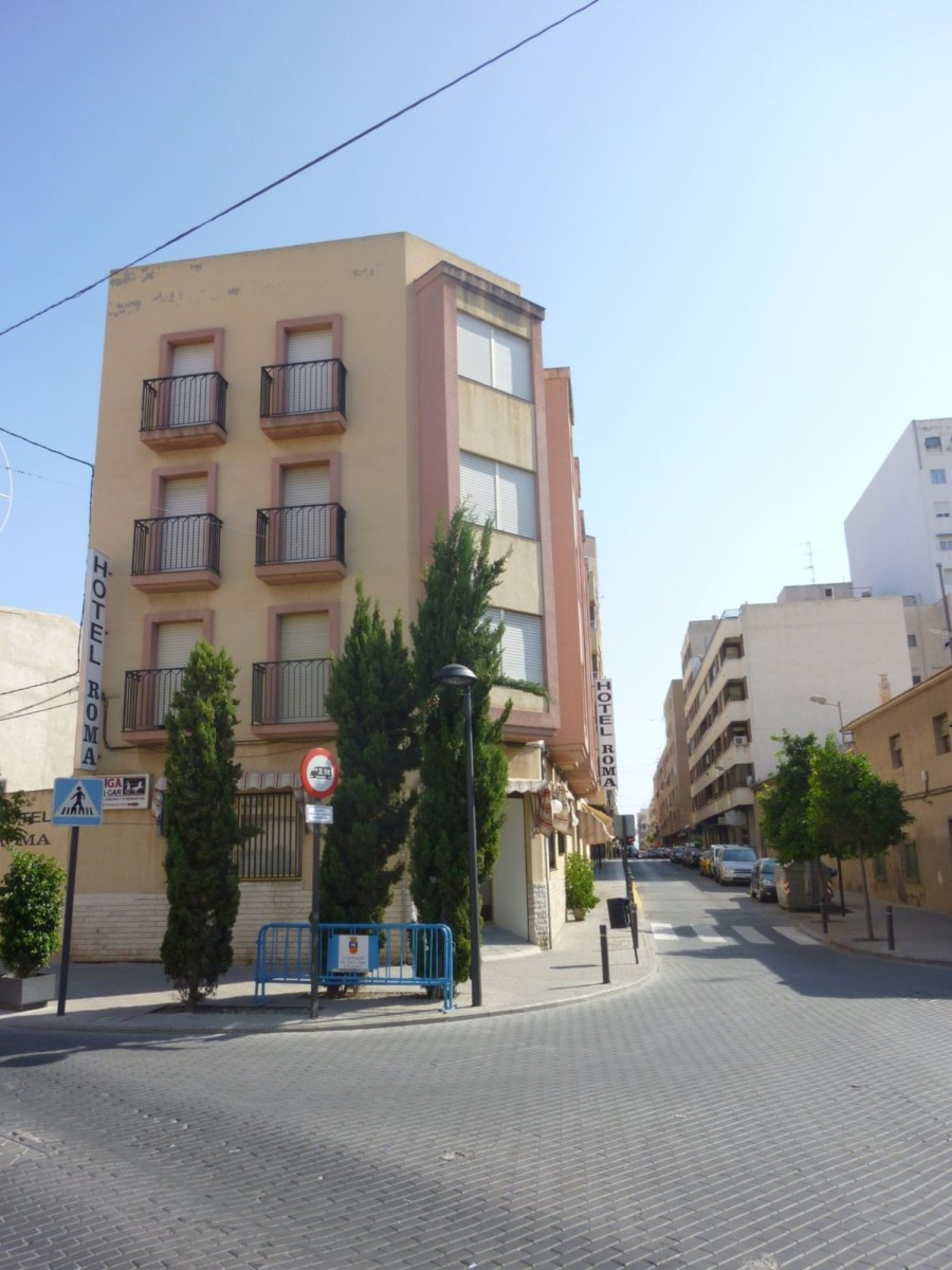 Edificio Dotacional en Alquiler en  San Juan de Alicante