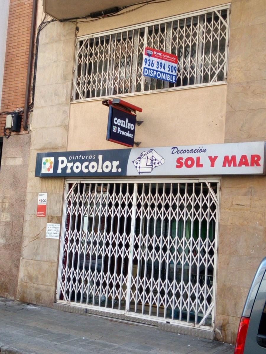 Local Comercial en Venta en  Castelldefels