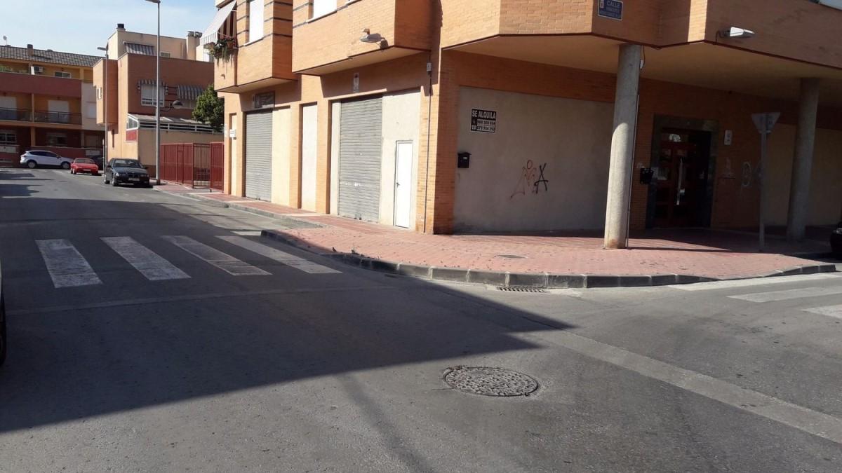 Local Comercial en Venta en Pedanías Este, Murcia