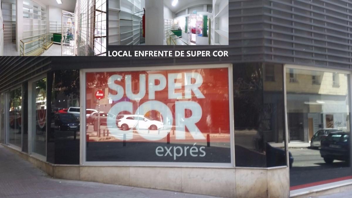 Local Comercial en Alquiler en Arganzuela, Madrid