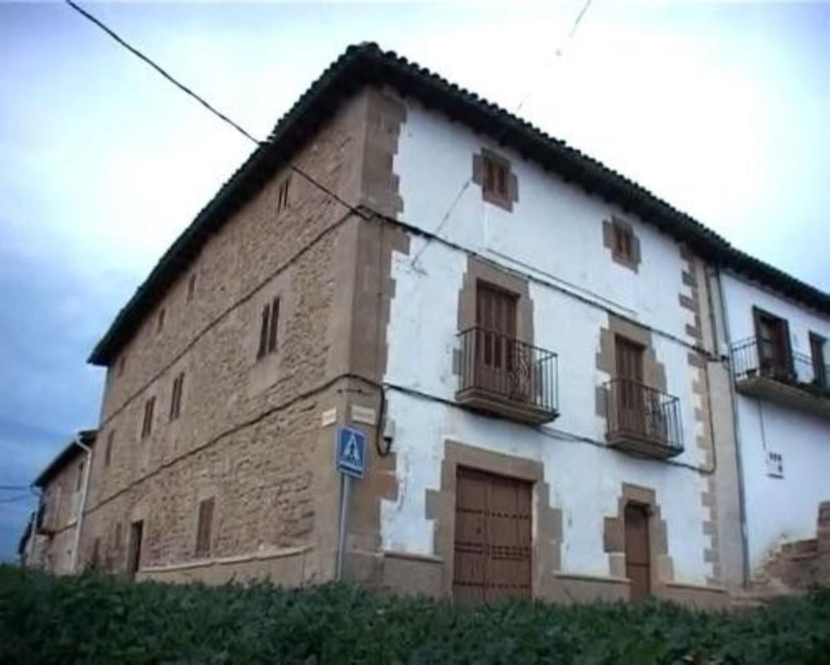 Casa Rural en Venta en  Garinoain
