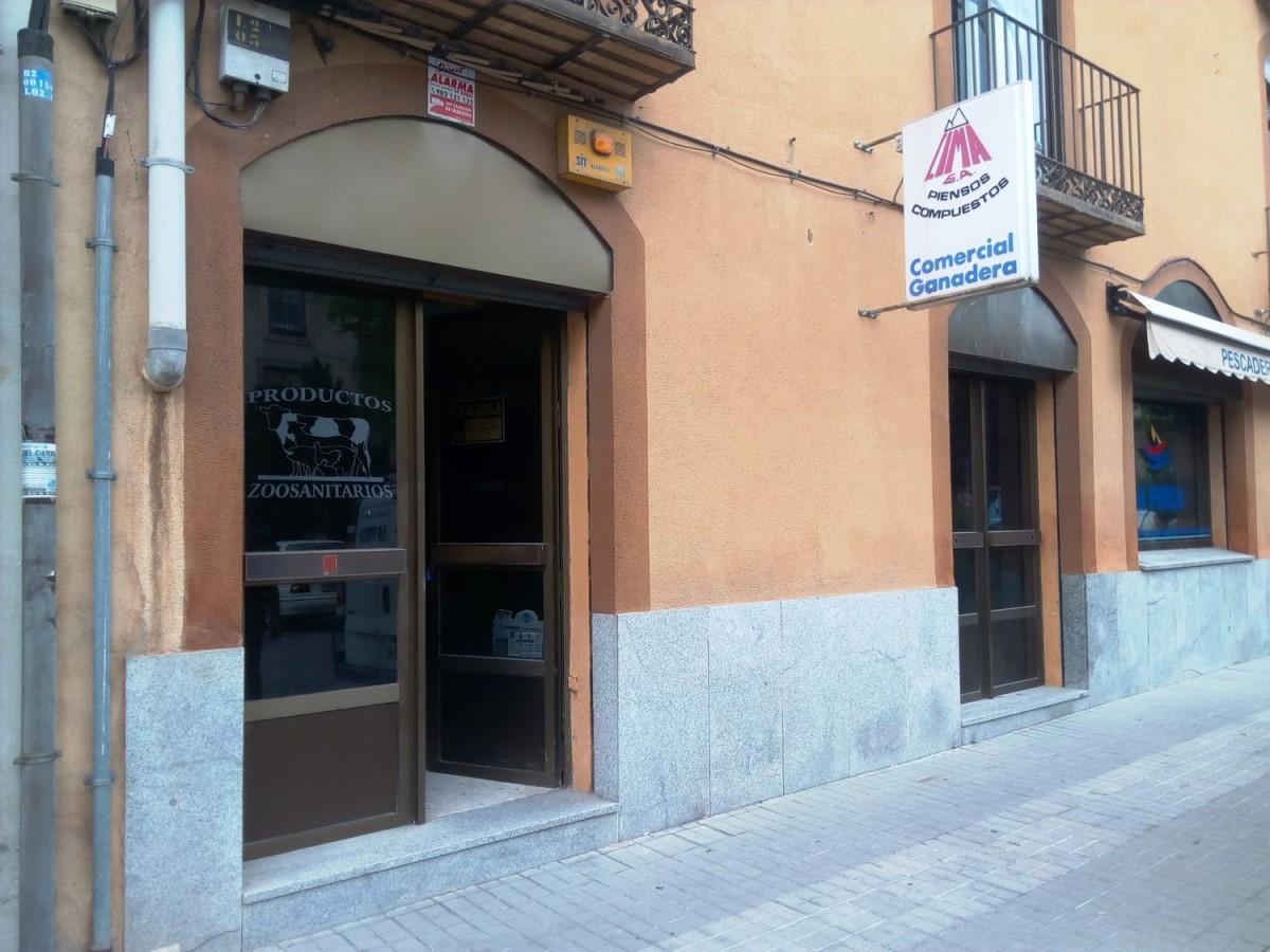 Local Comercial en Alquiler en  Arévalo