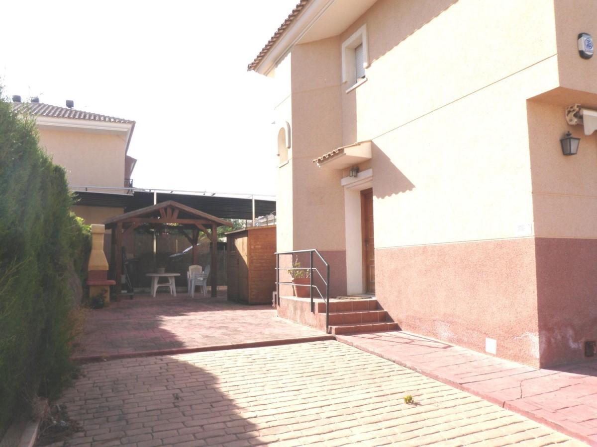 Chalet Adosado en Venta en Romeral, Molina de Segura