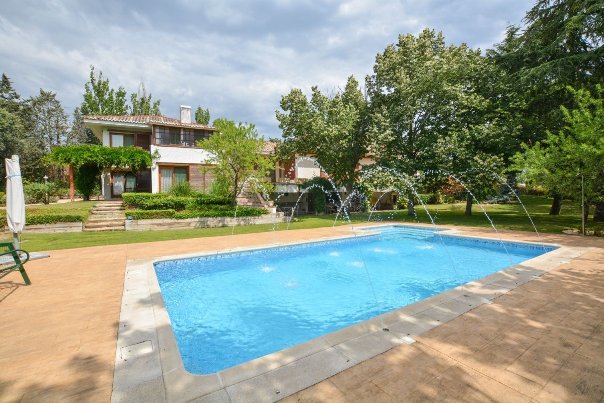 House  For Sale in Molino De La Hoz, Rozas de Madrid, Las