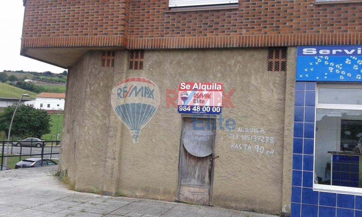 Local Comercial en Alquiler en Porceyo - Bernueces, Gijón