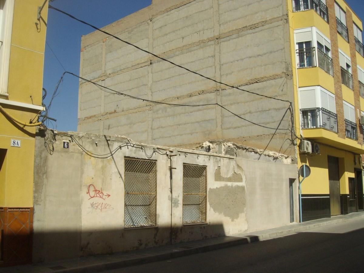 Suelo Urbano en Venta en  Novelda