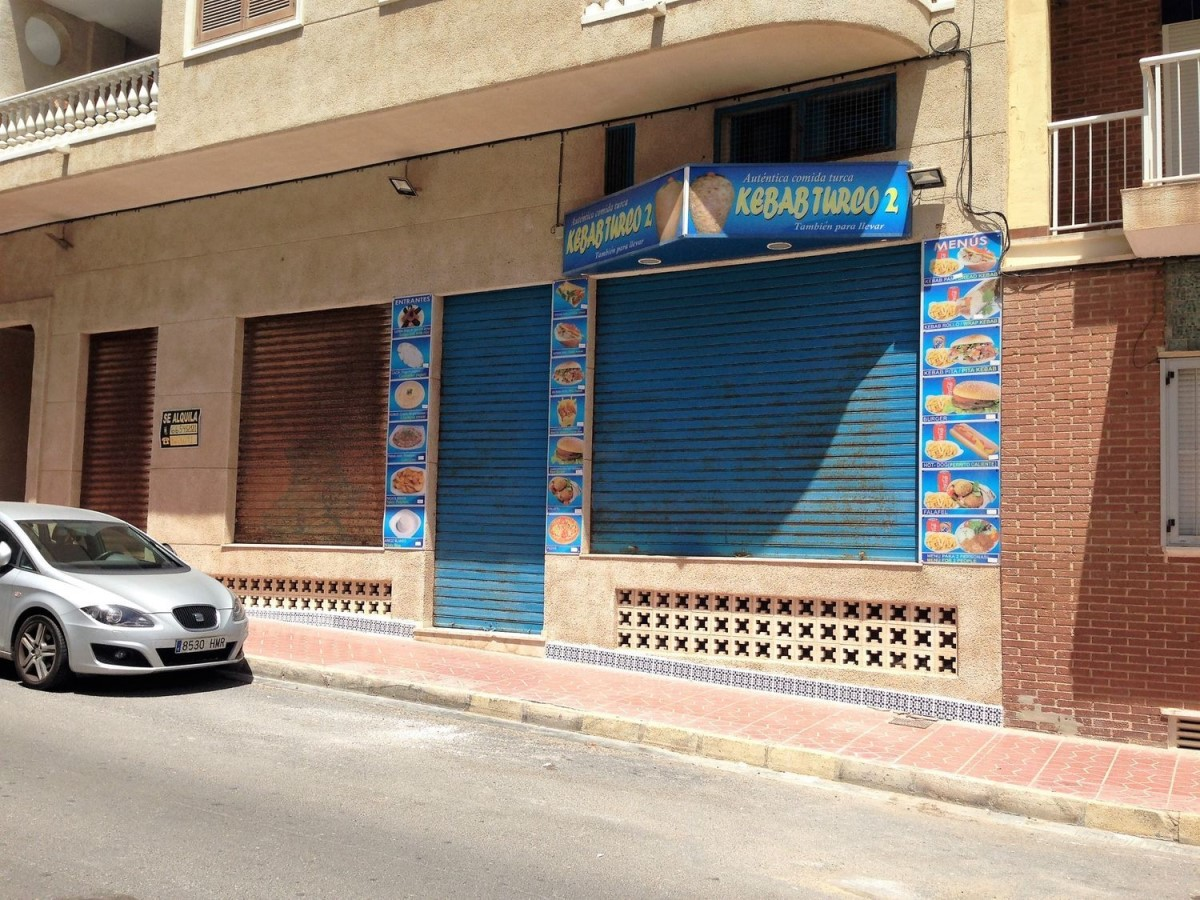 Local Comercial en Venta en  Guardamar del Segura
