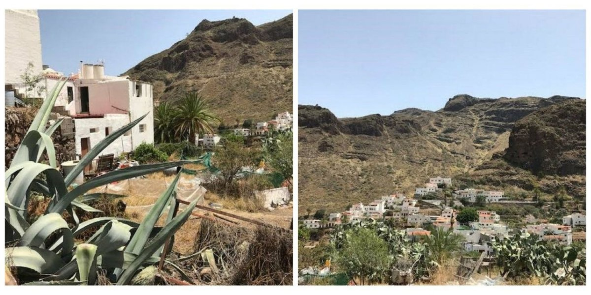 Suelo No Urbano en Venta en  Agaete