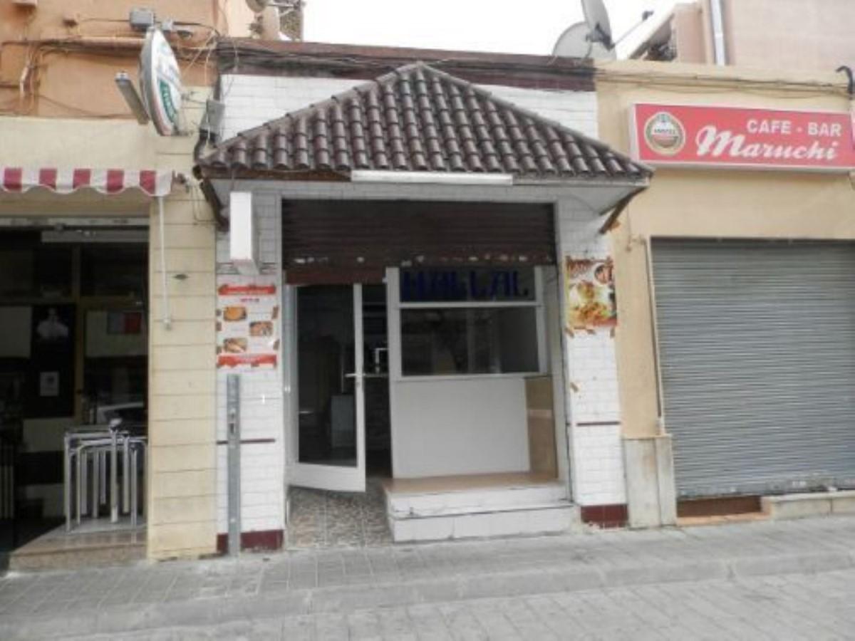 Local Comercial en Alquiler en Parque Avenidas-Vistahermosa, Alicante/Alacant
