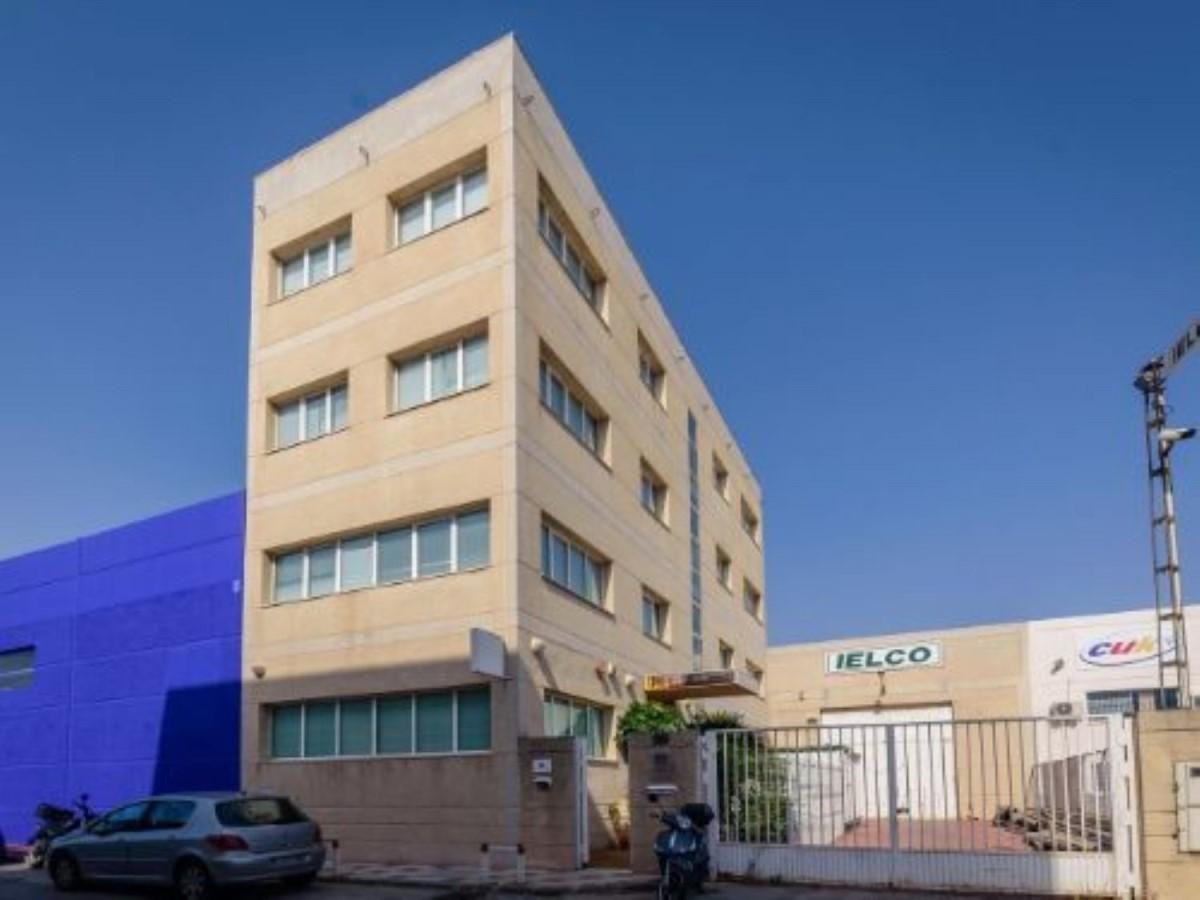 Oficina en Alquiler en Cruz De Humilladero, Málaga